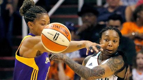 WNBA All-Star Game: 7/19/14