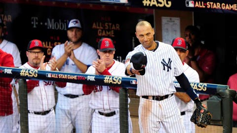 1. It doesn't get much better than the 2014 MLB All-Star Game at Target Field