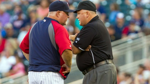 Indians at Twins: 7/21/14-7/23/14