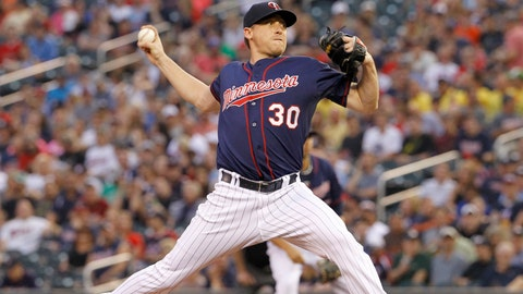 White Sox at Twins: 7/24/14-7/271/4