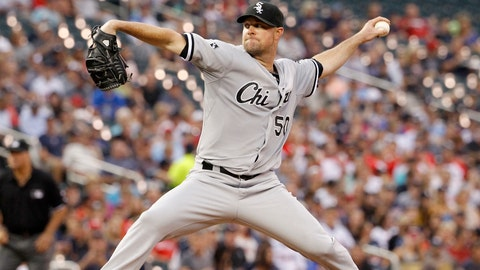 White Sox at Twins: 7/24/14-7/27/14