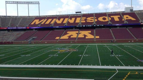 TCF Bank Stadium ready for Vikings