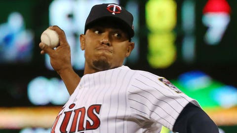 White Sox at Twins: 9/2/14-9/3/14