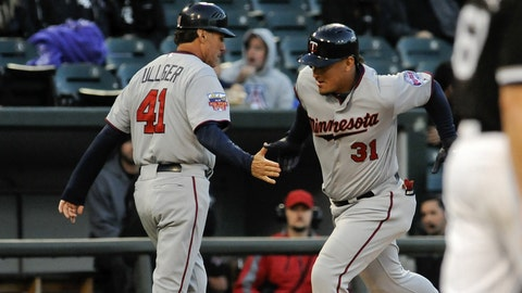 Twins at White Sox: 9/13/14-9/14/14