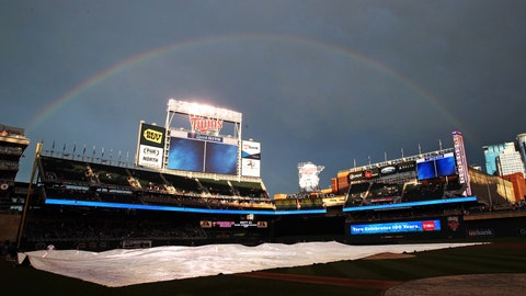 Indians at Twins: 9/19/14-9/21/14