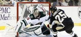 Minnesota Wild at Pittsburgh Penguins: 9/25/14