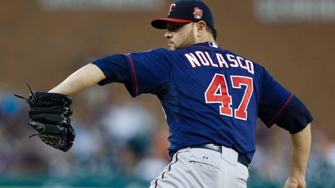 SP Ricky Nolasco: F