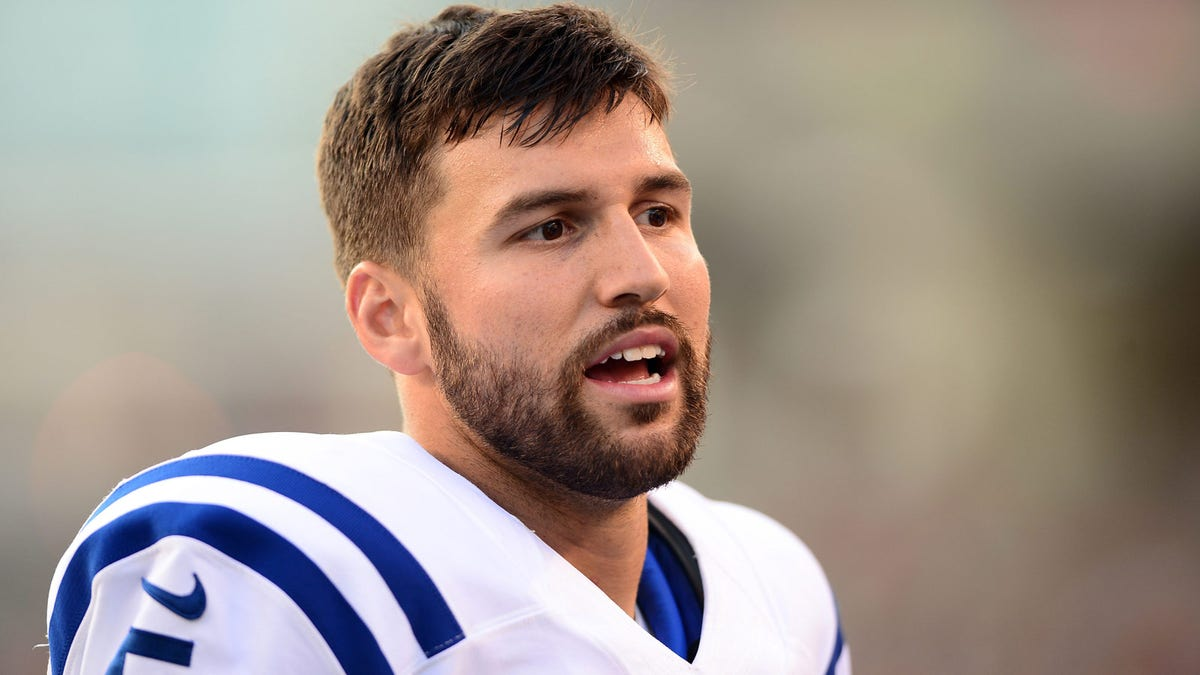 Arizona Cardinals Sign Qb Chandler Harnish To 1 Year Deal