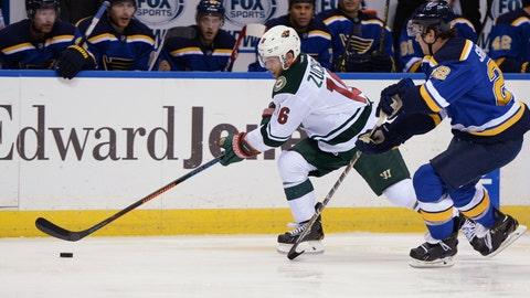 Wild at Blues: 10/2/14