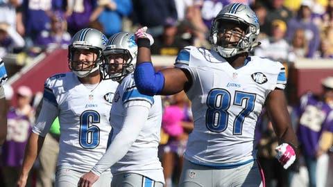 Lions at Vikings: 10/12/14