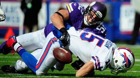 Vikings at Bills: 10/19/14
