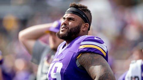 25. Minnesota Vikings