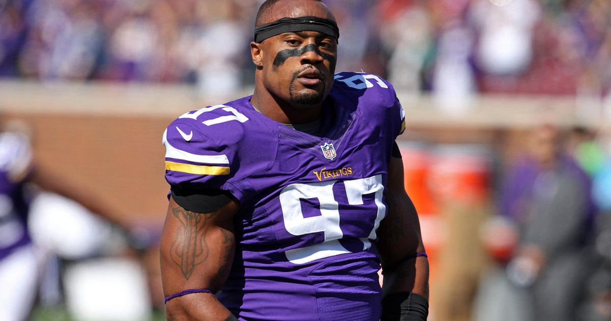 Everson Griffen Promises Vikings Will Beat Lions On Sunday