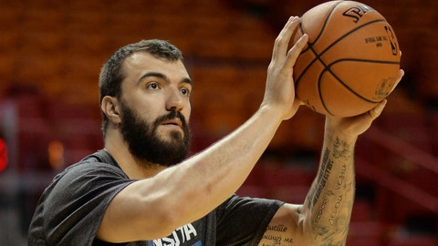 Wolves at Heat: 11/8/14