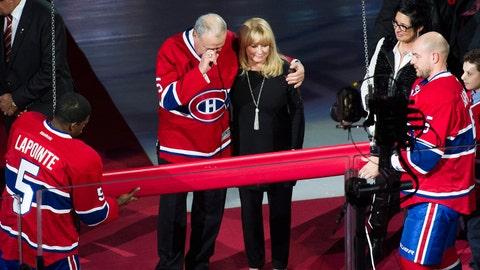 Wild at Canadiens: 11/8/14
