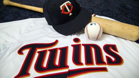Twins' new primary home uniforms