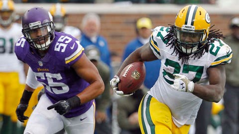 In Pictures: Eddie Lacy