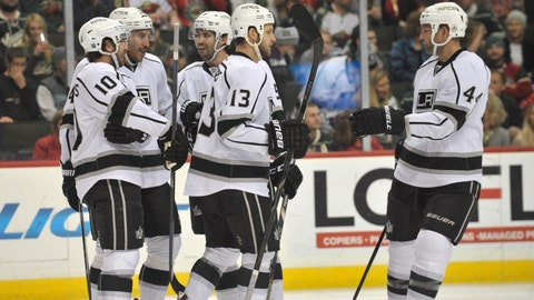 Kings at Wild: 11/26/14
