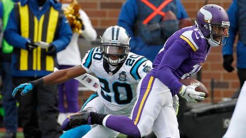 Panthers at Vikings: 11/30/14