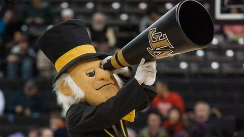 Gophers at Demon Deacons: 12/2/14