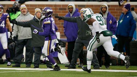 Jets at Vikings: 12/7/14