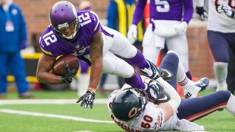 Bears at Vikings: 12/28/14