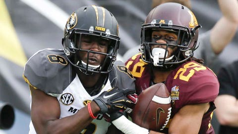 Citrus Bowl: Gophers vs. Tigers: 1/1/15