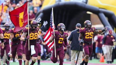 Minnesota finally makes an appearance in a January bowl game