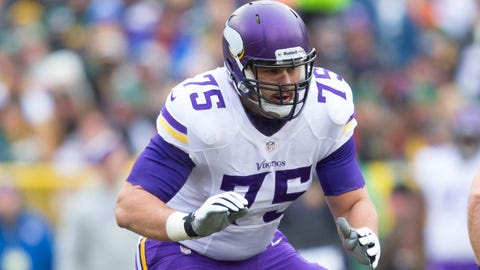 LT Matt Kalil, Panthers: $13 million