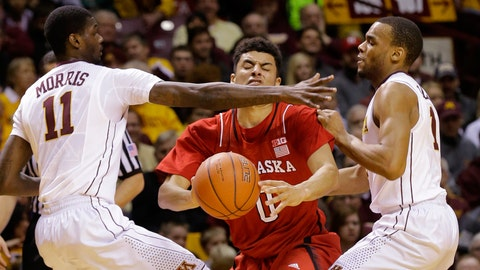 Huskers at Gophers: 1/31/15