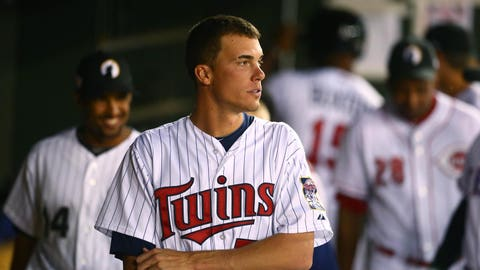 RHP Alex Meyer (7-7, 3.52 ERA, 153 K, 64 BB in 130 1/3 IP with Triple-A Rochester)