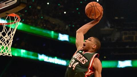 PHOTOS: Bucks' NBA All-Star Weekend