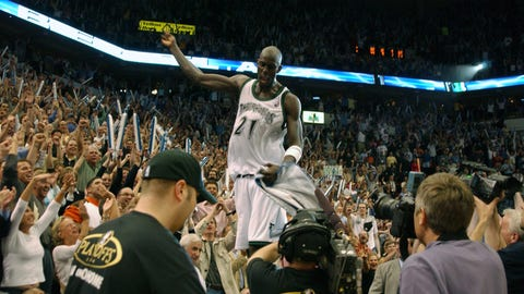 Leading Wolves to 2004 Western Conference finals