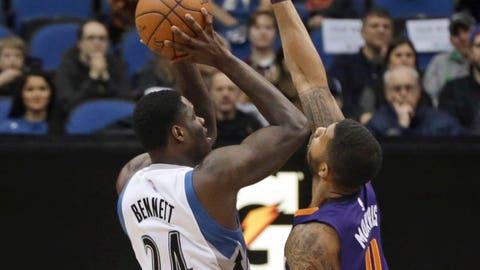 Suns at Timberwolves: 2/20/15