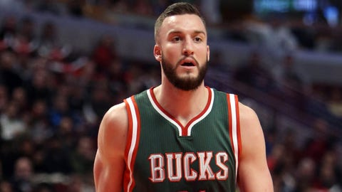 Miles Plumlee, C, Milwaukee Bucks