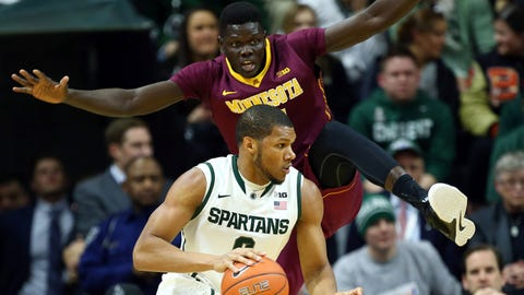 PHOTOS: Gophers 96, Spartans 90