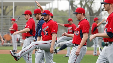 Twins Spring Training 2015