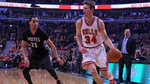 PHOTOS: Bulls 96, Wolves 89