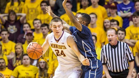 Nittany Lions at Golden Gophers: 3/8/15