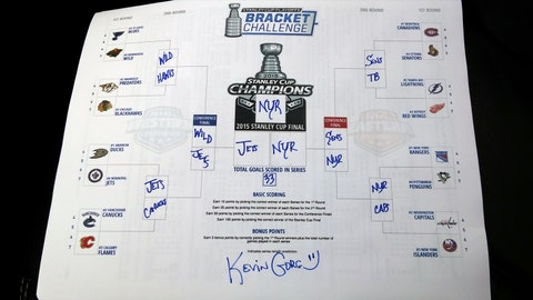 FOX Sports North's Stanley Cup Playoff Picks