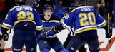 Blue notes: Tarasenko's playoff numbers are ridiculous