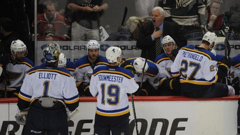 Blues at Wild, Game 6: 4/26/15