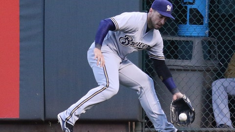 Brewers at Reds: 4/27/15-4/29/15
