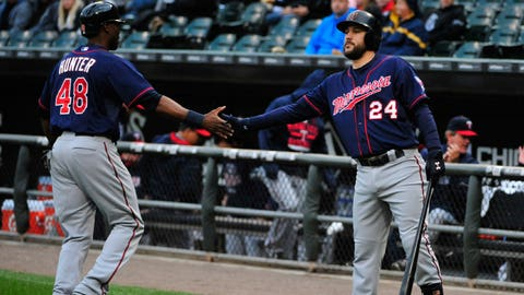 Twins at White Sox: 5/22/15-5/24/15