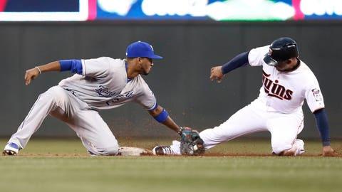 Royals at Twins: 6/8/15-6/10/15