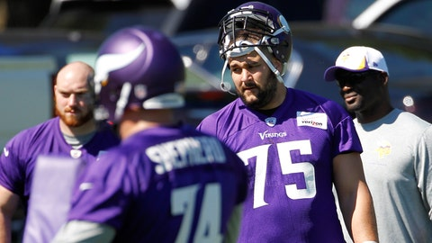 Minnesota: Can left tackle Matt Kalil get his mojo back?
