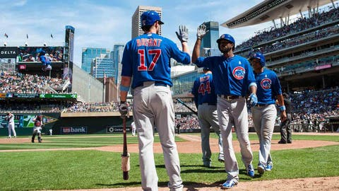 Cubs at Twins: 6/19/15-6/21/15