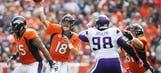 PHOTOS: Vikings at Broncos: 10/4/15