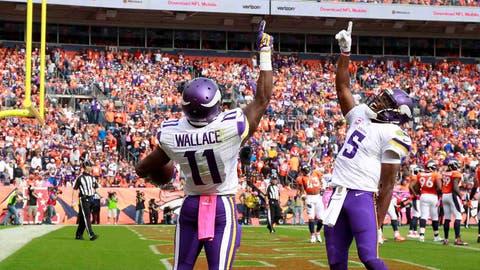 Vikings at Broncos: 10/4/15