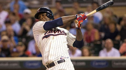 Rookie of the year: Miguel Sano